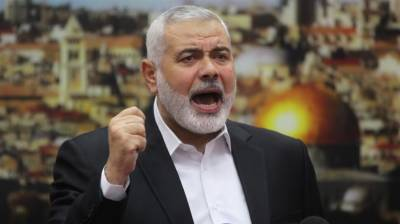 US designates Hamas leader Ismail Haniya as global terrorist