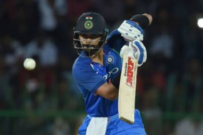 Virat Kohli's yet another historic knock for India