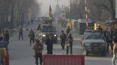 What's behind recent wave of terrorism in Afghanistan