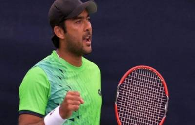 Aisam ul Huq takes Pakistan to a winning start in Davis Cup