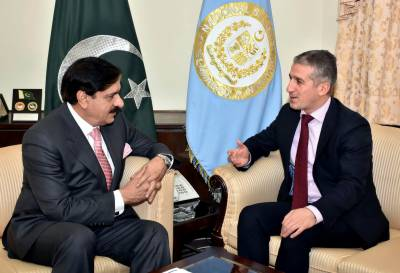 Azerbaijan supports Pakistan's stance on Kashmir: Ambassador