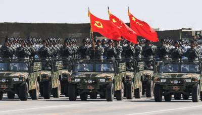 China in talks with Afghanistan over construction of a military Base: Afghan officials