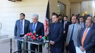 FM underlines need for joint Pak-Afghan efforts to defeat terrorism