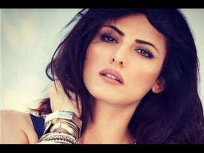 Iranian Model Mandana Karimi's Pakistan debut film