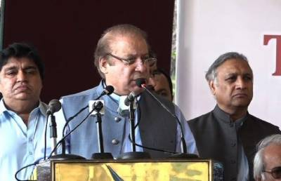 Nawaz Sharif lashes out at self perceived Military, Judiciary nexus against him