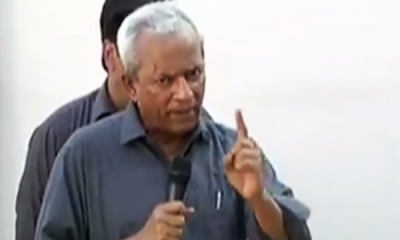 Nehal Hashmi shifted to hospital from Adiala Jail after complaints of chest pain