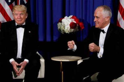 Trump to host Australian PM at White House on Feb 23