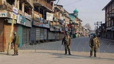 Unrest increase in occupied Kashmir, telecom and train services suspended