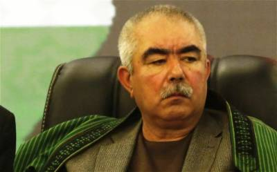 Afghan first Vice President General Dostum name included in International Criminal Court