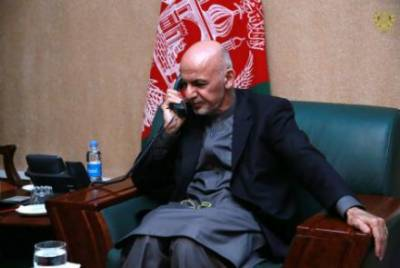 Afghan government will not talk with Taliban terrorists: President Ghani