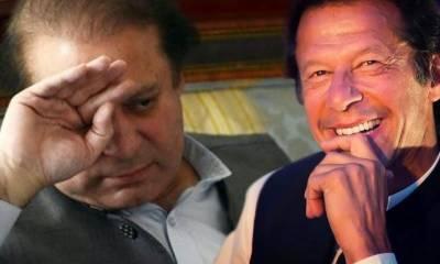 Another international conspiracy against Nawaz Sharif, Imran Khan tweets