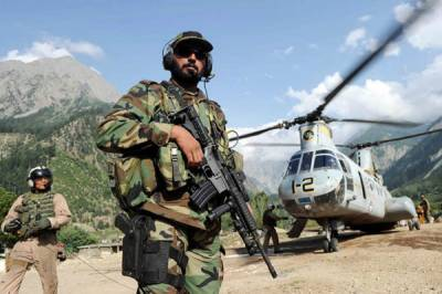 Pakistan Army 3 soldiers martyred, 7 injured in Swat