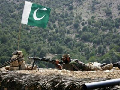 Pakistan Army has won World's largest counter terrorism war with 202,000 soldiers in area bigger than many EU countries