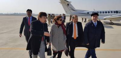 Pakistan's high level diplomatic, military delegation meets Afghan counterparts in Kabul