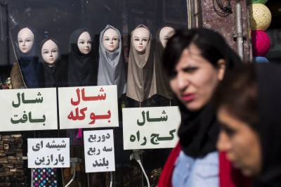 Tehran Police arrests 29 women without headscarf