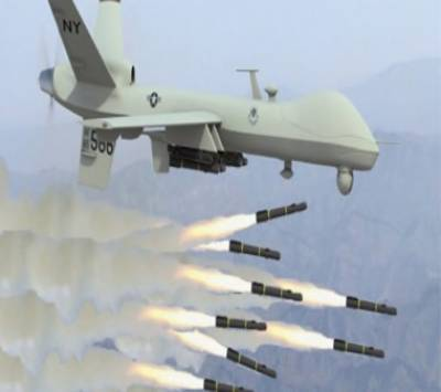 US officials discussing expanded drone strikes in Pakistan