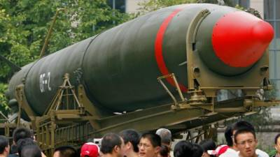 US warns countries against supporting terrorist groups obtaining nuclear weapons