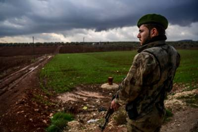 14 Turkish Army soldiers killed in Syria