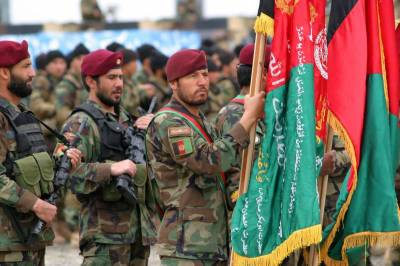 Afghan Army 164 Generals sent packing home