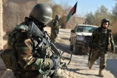 Atleast 100 militants killed: Afghan MoD
