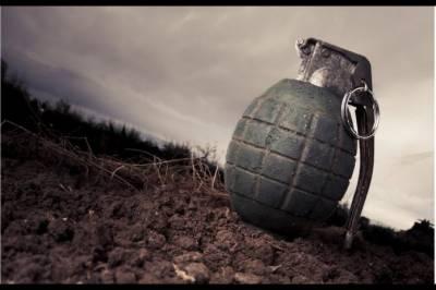 Hand grenade explosion in Balochistan