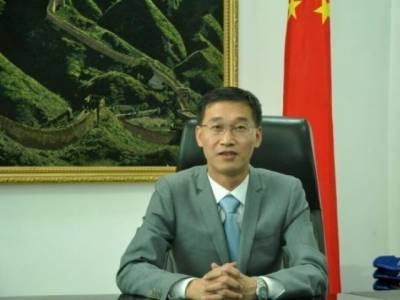 Handful of Baloch militants not a big threat to CPEC: Chinese Ambassador
