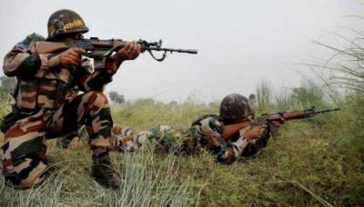 India's new SOP: Shoot countless bullets at Pakistan Army over LoC