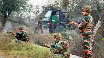 Indian Army 4 soldiers killed, 2 injured at LoC by retaliatory fire from Pakistan Army: Times of India