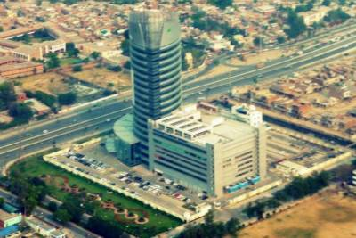 New National Information Technology Parks in Lahore and Karachi