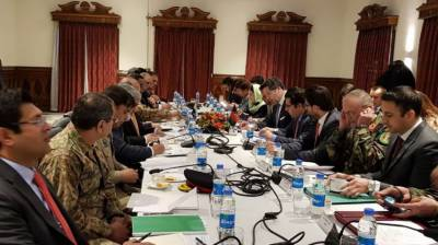 Pak, Afghanistan agree to continue discussion for peace, stability