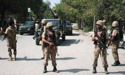 Pakistan Army Captain among 11 martyred in Swat suicide attack