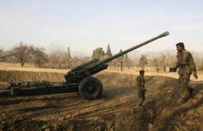 Pakistan Military fired 180 mortars at TTP dens along Afghanistan border