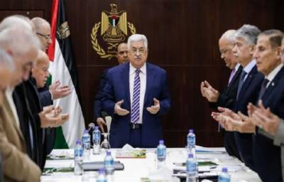 PLO decides to withdraw recognition of Israel
