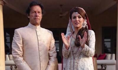 Reham Khan breaks silence over Imran Khan's third marriage