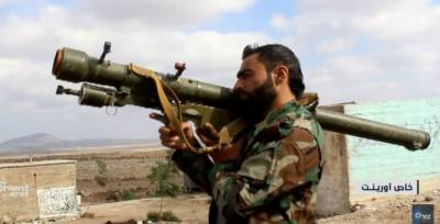 Who provided anti aircraft portable missiles to terrorists to shoot down Russian Jet