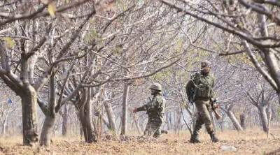 Indian Army Captain killed at LoC, incidently within 24