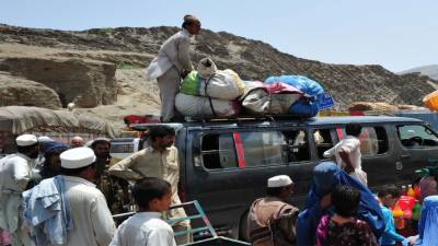 2nd phase of TDPs repatriation from Afghanistan begins