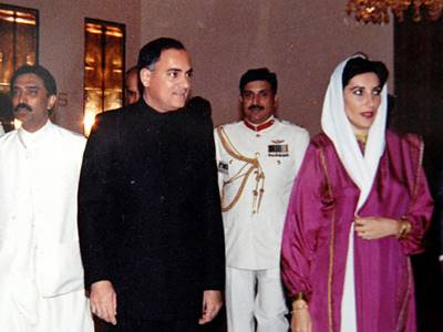 Benazir Bhutto and Rajiv Gandhi were ready to resolve Kashmir issue