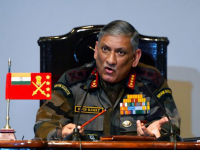 Indian Army Chief hints at use of Guided Misisles, heavy mortars at LoC