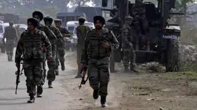 Indian Army fears Kashmiri children