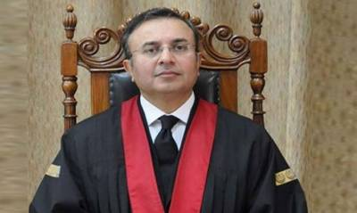 Justice Mansoor Ali Shah to take oath as SC judge
