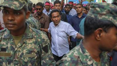 Maldives declares state of emergency for 15 days