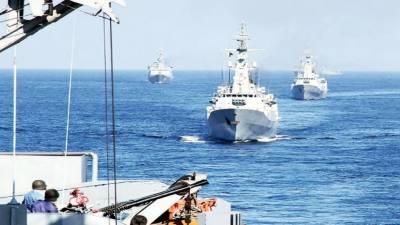 Pak-Saudi joint exercises underway in Arabian sea