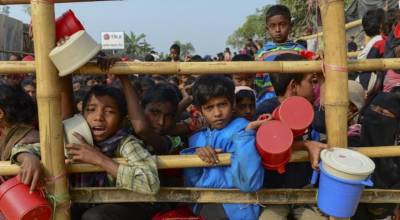 Rohingya abuses could spark regional conflict: UN rights chief