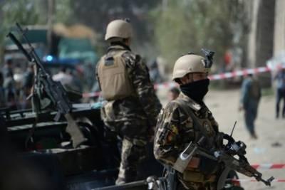 Terrorist attack foiled at Russian embassy in Kabul