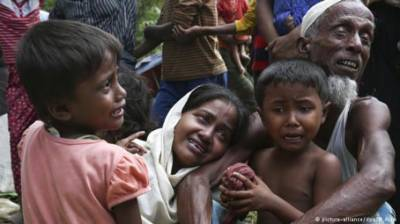 UNHR Chief warns Rohingya crisis to spark regional conflict