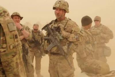 US nearly doubles troops in Afghanistan