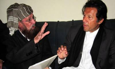 Why PTI has shun support for Moulana Samiul Huq for Senate elections