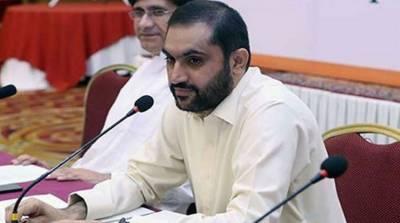 CM Balochistan distributes laptops among journalists