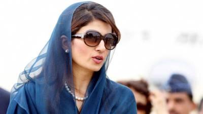 Hina Rabbani Khar is back in Parliamentary politics again